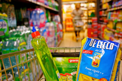 Supermercado italiano. Fotografía © 2013 Maritè Toledo CC BY-NC-ND 2.0
