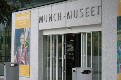 Museo Munch, Oslo, capital de Noruega.