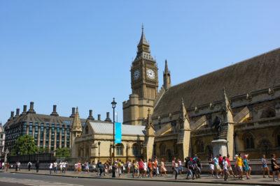 Londres, capital de Reino Unido.
