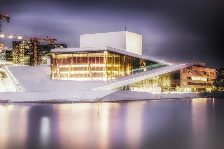 Ópera de Oslo, Noruega. © 2016 Frank Friedichs, CC BY-NC-ND 2.0