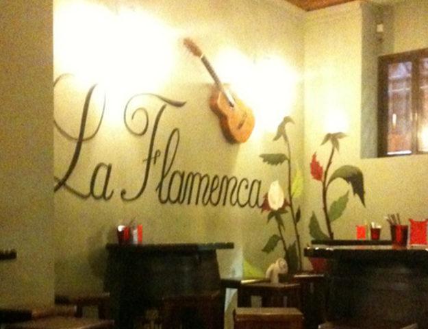 Restaurante La Flamenca, Valencia, España.