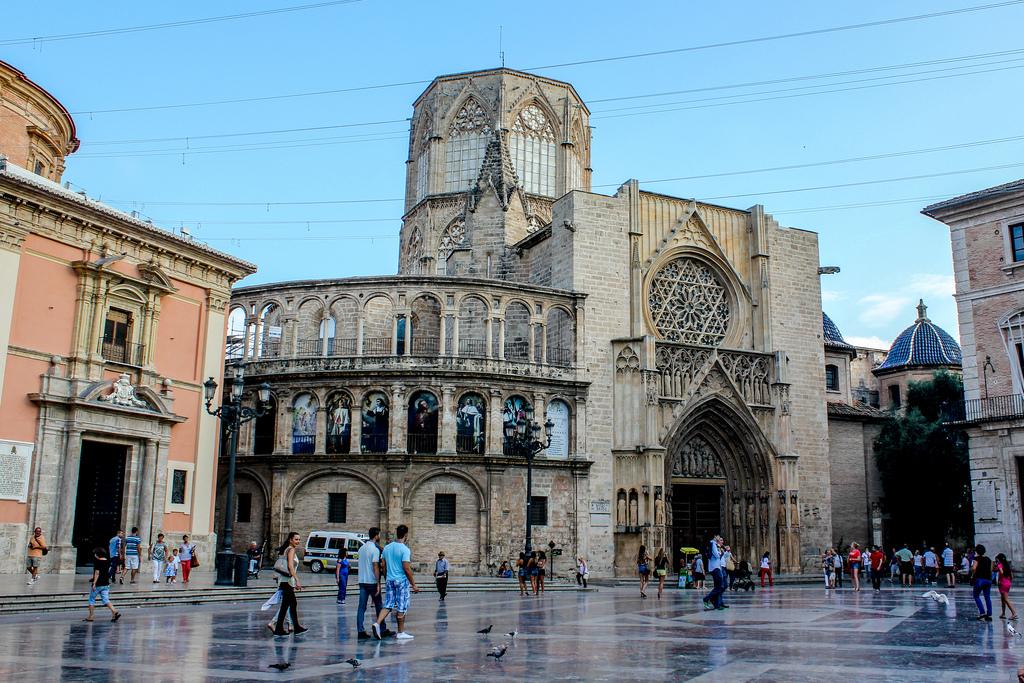 Valencia, ciudad de España