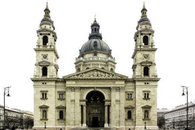 Basílica de San Esteban, Budapest, Hungría.