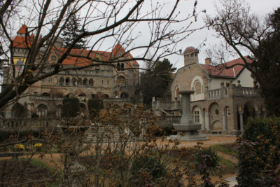 Castillo Bory, Székesfehérvár, Hungría.