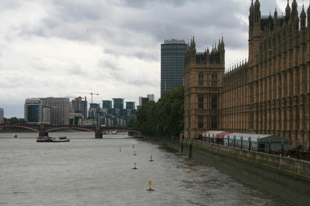 Palacio de Westminster, Londres, Reino Unido.