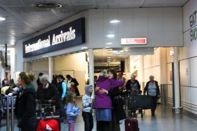 Aeropuerto de Gatwick, Londres, Reino Unido