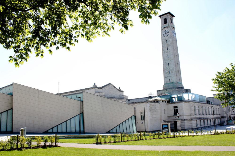 SeaCity Museum, Southampton, Reino Unido.