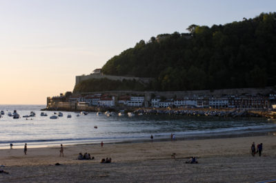 San Sebastián, España.
