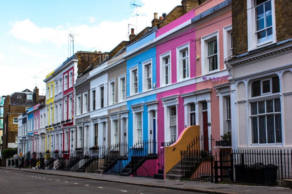 Notting Hill, Londres, Reino Unido
