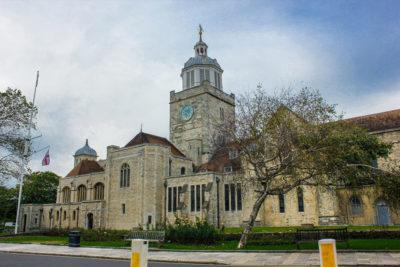 Portsmouth, Reino Unido.
