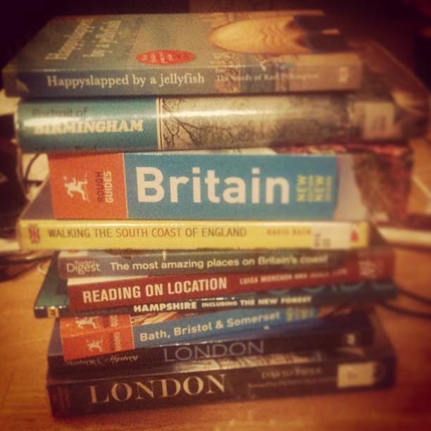 Lecturas pendientes.