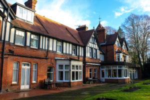 Forest Park Hotel, Brockenhurst, Reino Unido.