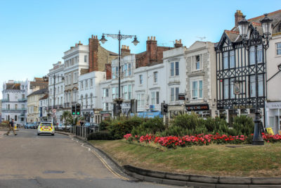 Ryde, Isla de Wight, Reino Unido.