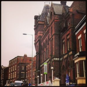 Hatters hostel, Liverpool, Reino Unido.