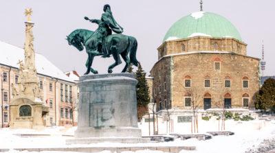Pécs, Hungría.