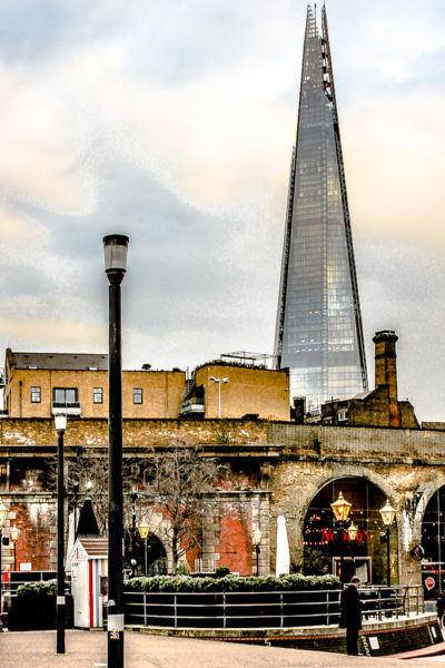 The Shard, Londres, Reino Unido.