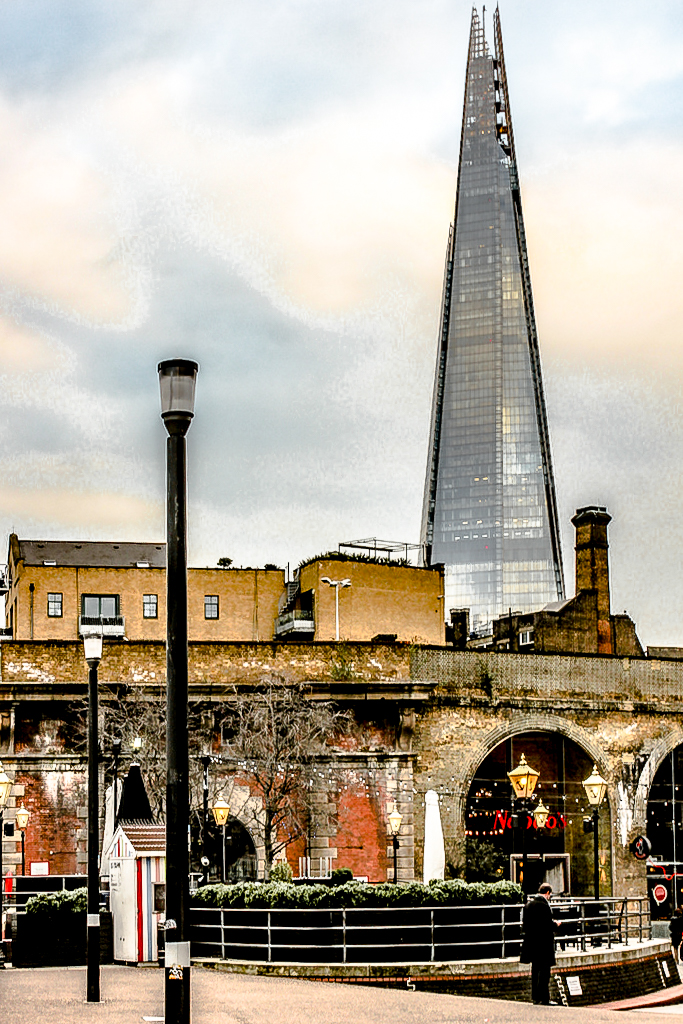The Shard, Londres, Reino Unido.