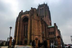 Catedral de Liverpool, Reino Unido.