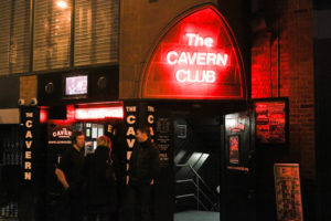 The Cavern Club, Liverpool, Reino Unido.