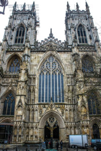 York Minster, York, Reino Unido.