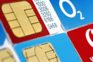 Tarjetas SIM europeas