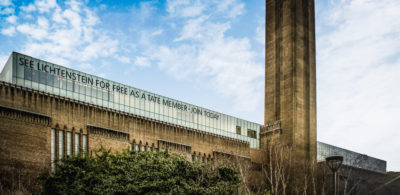 TATE Modern, Londres, Reino Unido.