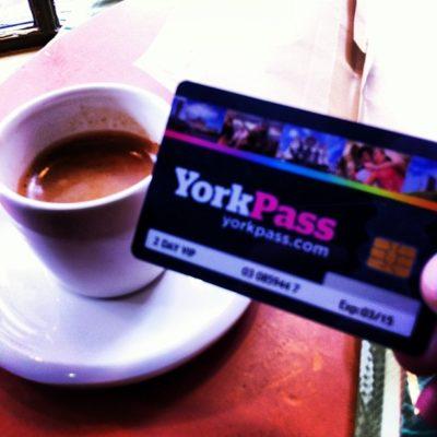 York Pass, York, Reino Unido.