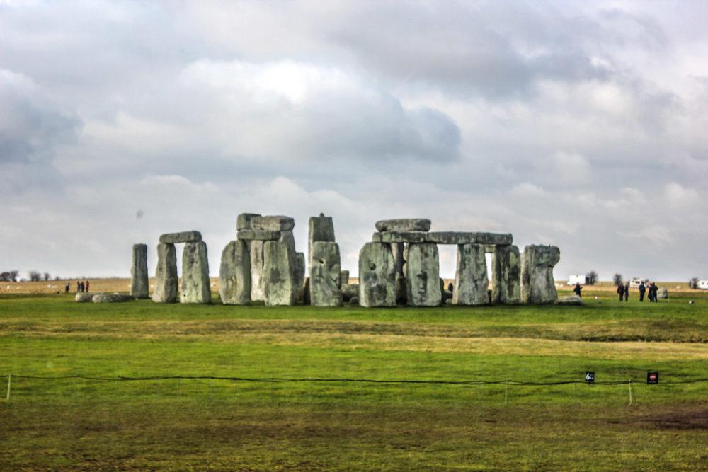 Stonehenge, Salisbury, Reino Unido.