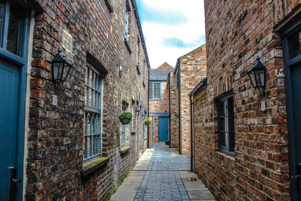 The Lawrance en York, Reino Unido