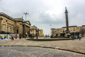 Cultural Quarter, Liverpool, Reino Unido.