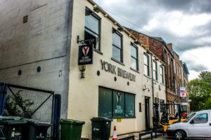 Cervecería York Brewery, York, Reino Unido.