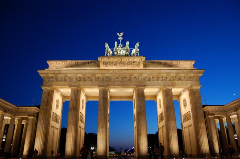 Berlin, capital de Alemania