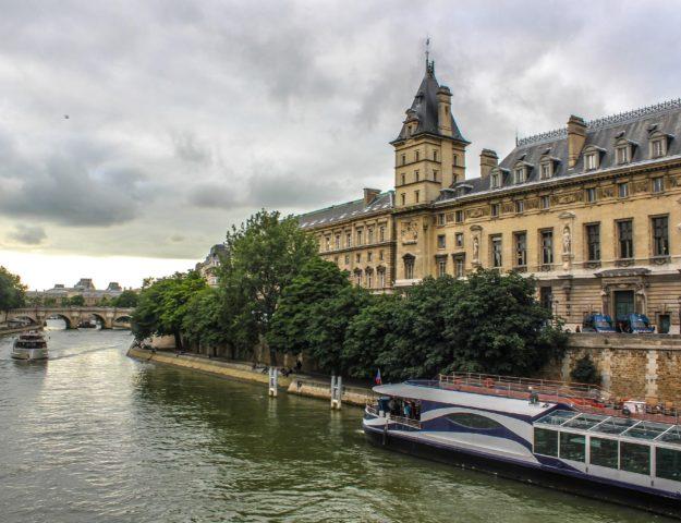 Île de la Cité, París, Francia