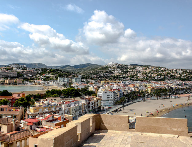 Peñíscola, España.