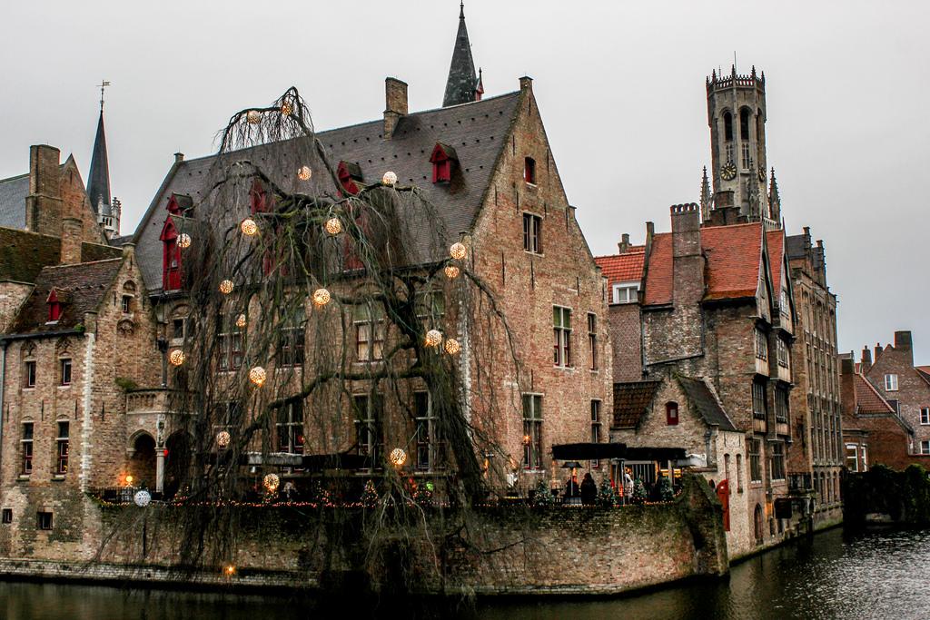 Brujas, ciudad de Bélgica