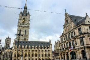 Gante, ciudad de Bélgica