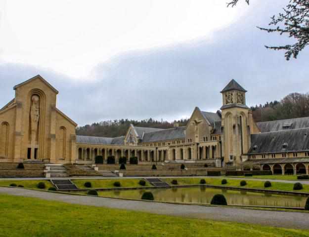 Abadía de Orval, Bélgica
