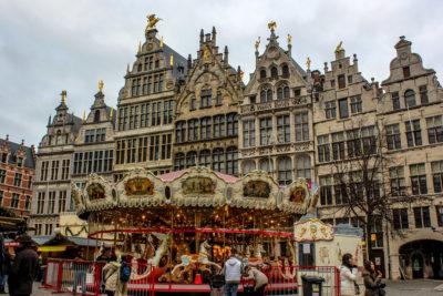 Amberes, Bélgica.