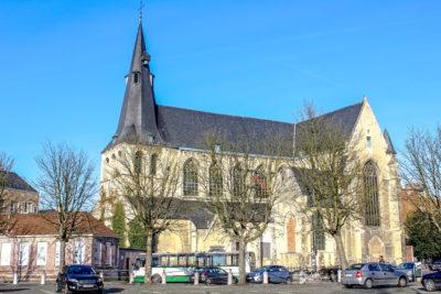 Iglesia de San Jacobo, Lovaina, Bélgica.