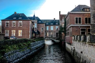 Klein Begijnhof, Lovaina, Bélgica.
