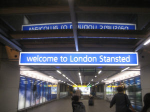 Aeropuerto de Londres-Stansted, Reino Unido. © 2008 Alex Pang CC BY-NC-SA 2.0.
