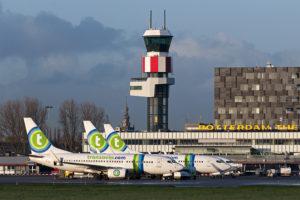 Aeropuerto de Róterdam-La Haya, Países Bajos. © 2014 Pieter van Marion CC BY-NC 2.0