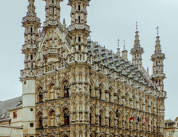Lovaina, Bélgica.