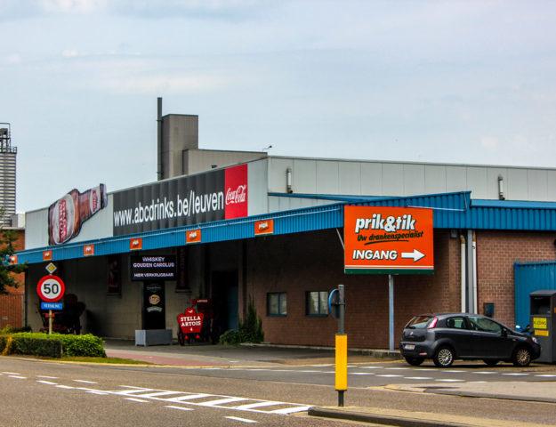 ABC Drinks, Lovaina, Bélgica.
