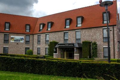 Begijnhof Hotel, Lovaina, Bélgica.