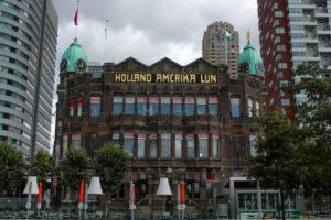 Hotel New York, Róterdam, Países Bajos.