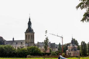 Abadía del Parque, Lovaina, Bruselas.