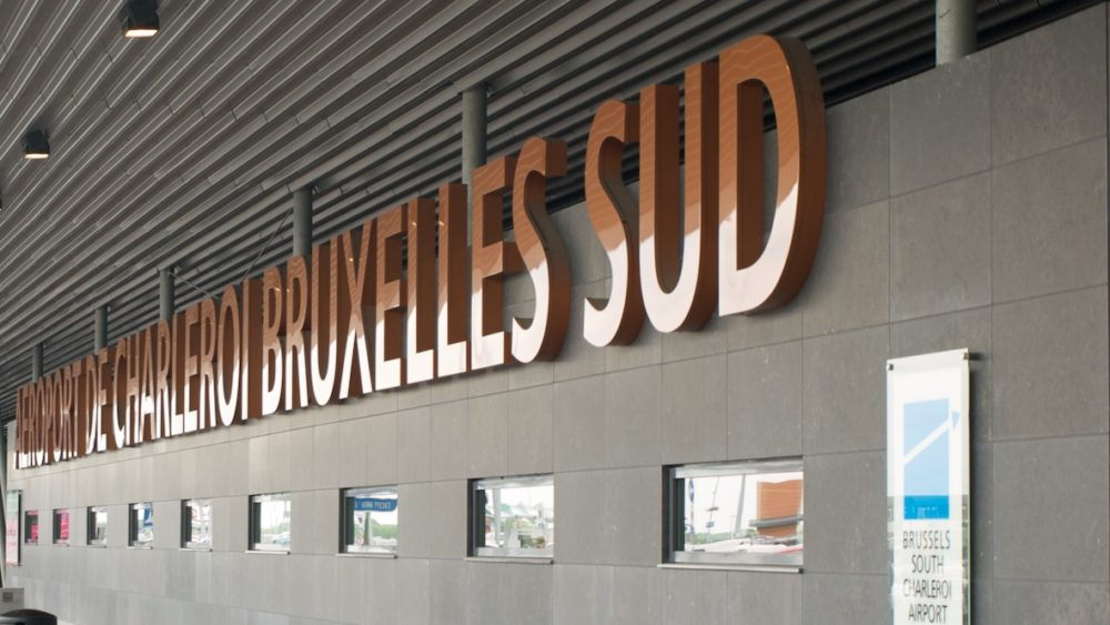 Aeropuerto de Bruselas Sur Charleroi, Bélgica. © 2008 Piet Jaspers CC BY-NC-SA 2.0