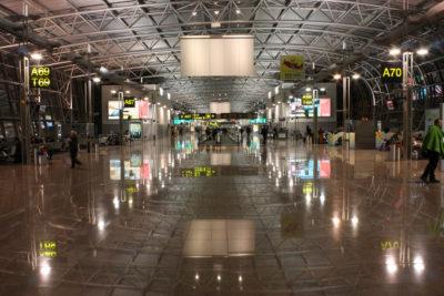 Aeropuerto de Bruselas-National, Bruselas, Bélgica. CC BY-NC-ND 2.0 Andreas