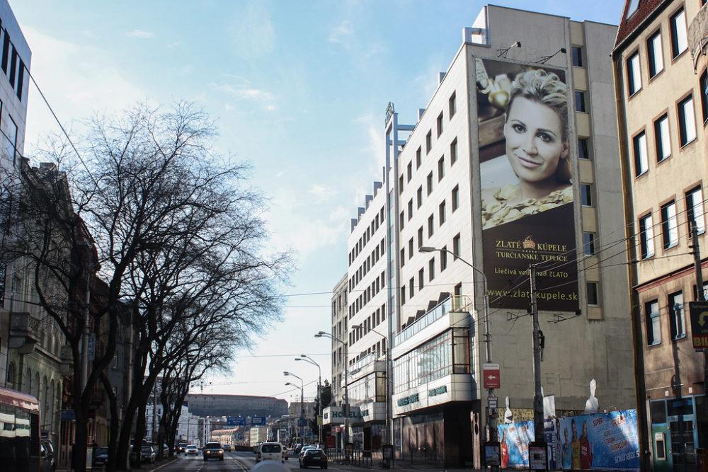 Hotel Tatra, Bratislava, capital de Eslovaquia.